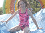 Kids make a splash at Jonesville Fun Day